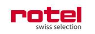 لوازم خانگی روتل سوئیس rotel