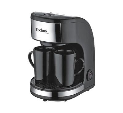 قهوه جوش دو فنجانه تکنو TE-813