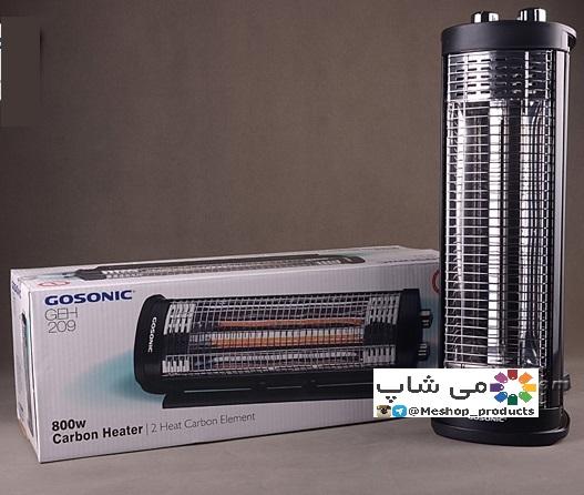 بخاری برقی گوسونیک مدل 209