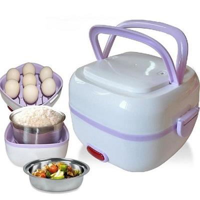 ظرف غذای برقی و تخم مرغ پز
