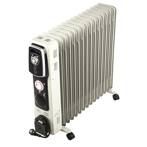 رادیاتور برقی 15 پره تک الکتریک A15FTQ