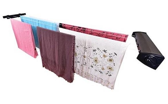 بند رخت دیواری