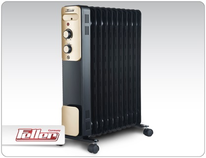 رادیاتور روغنی 11 پره فلر OR 23110
