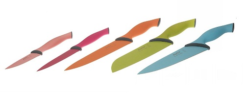 چاقوهای رنگی باریکو